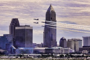 The Cleveland Air Show (2011)