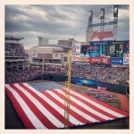Baseball Is Back In Cleveland – Home Opener 2013