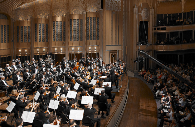 Severance Hall – Home To The Cleveland Orchestra