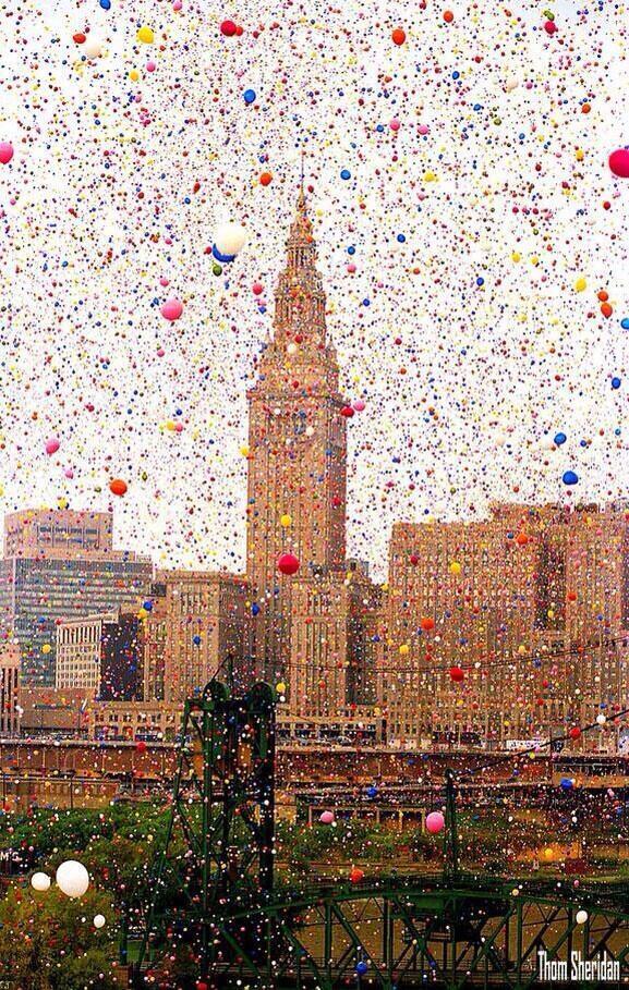 Cleveland Baloonfest 86