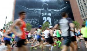 2015 Cleveland Maratho - By LeBron