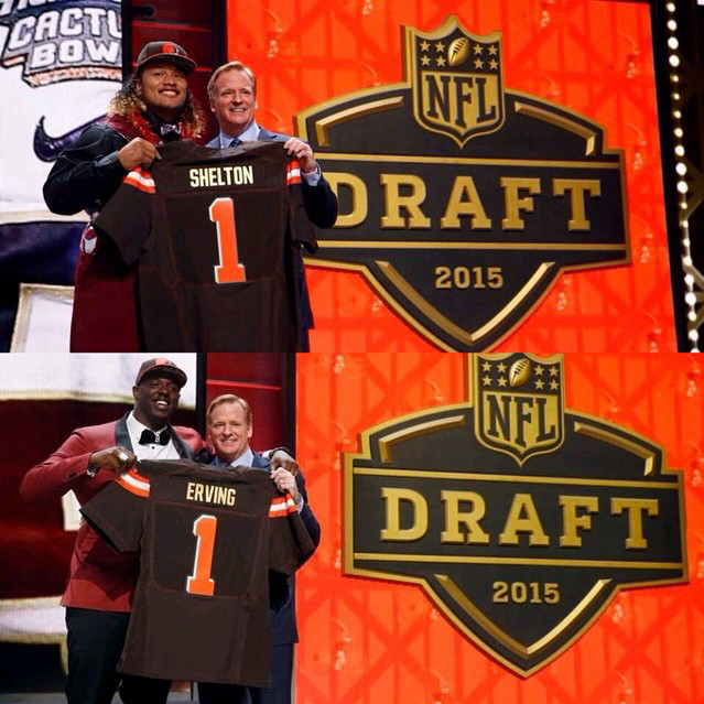 Browns 2015 First Round