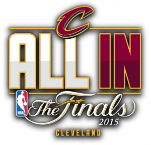 All In CLE NBA Finals