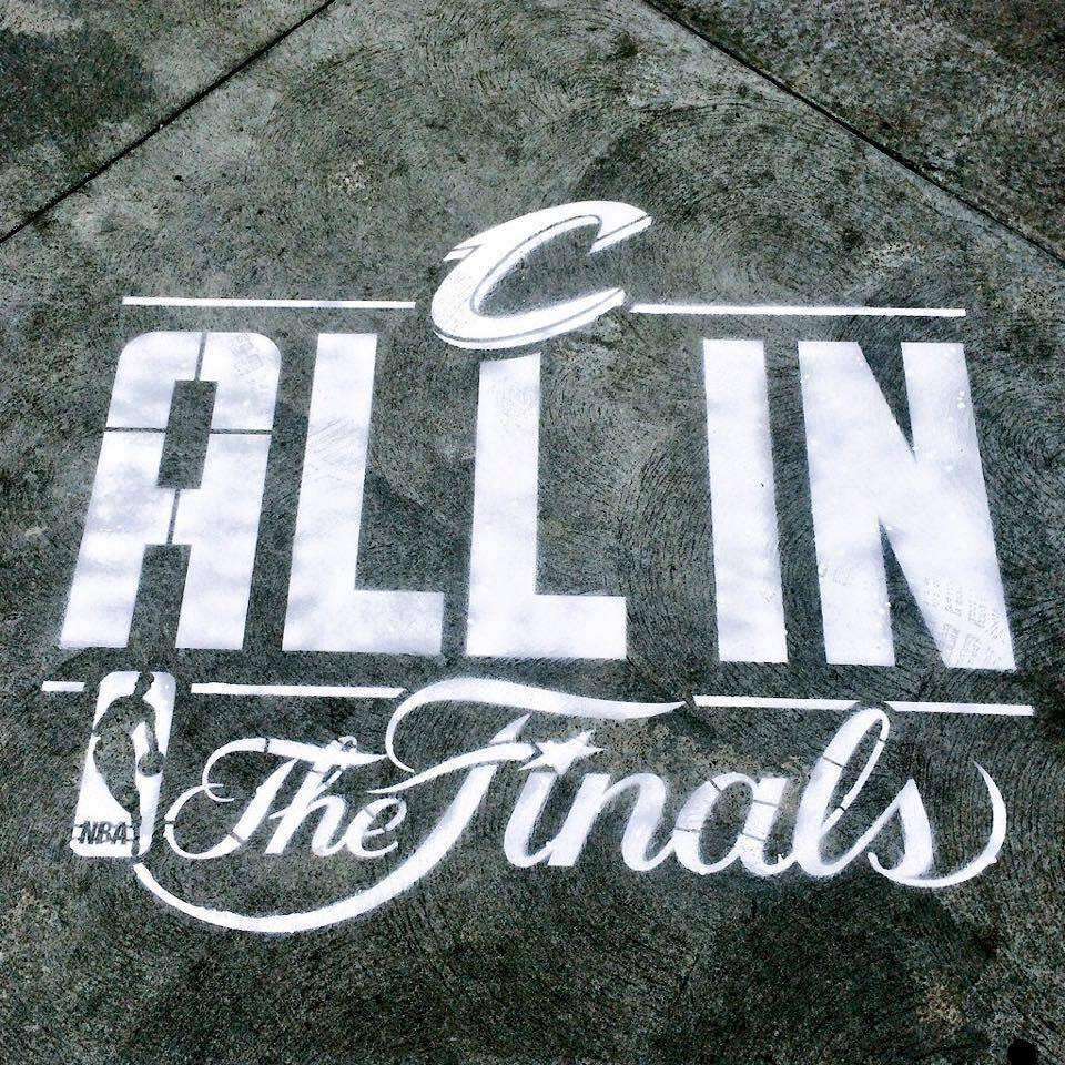 Remember When Cleveland Was All In?