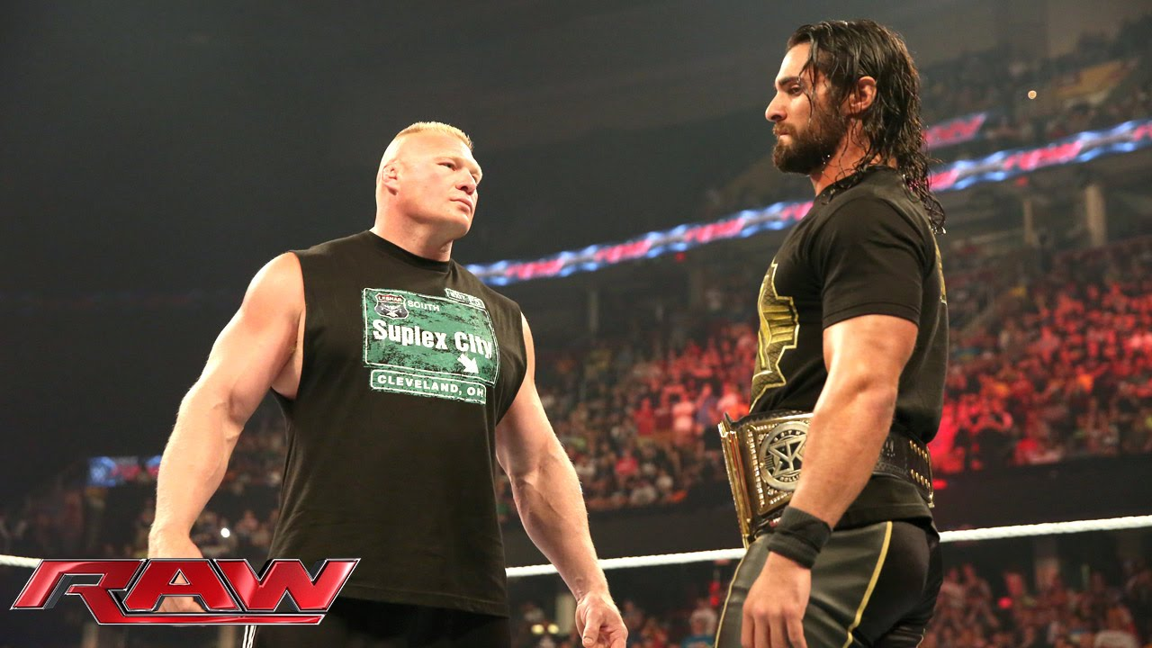Brock Lesnar - Suplex City