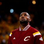 Throwback Thursday – LeBron In The Finals
