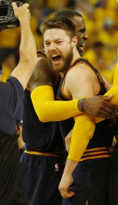 Matthew Dellavedova Game 2