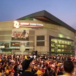 Standing Room Only At The Q
