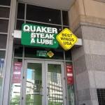 Quaker Steak & Lube At The Q
