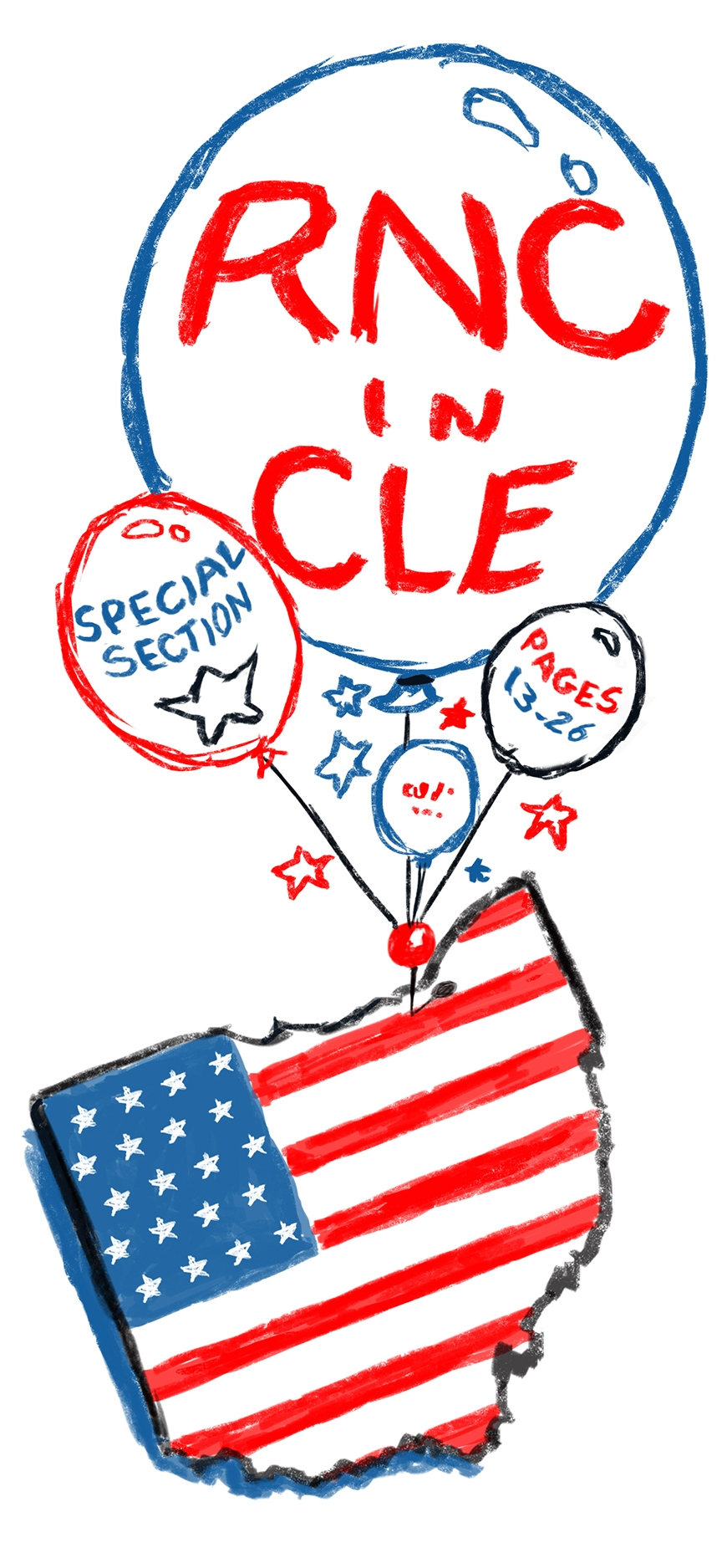 RNC In CLE – We're Not Ready. Will We Be?