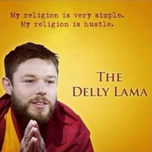 The Delly Lama