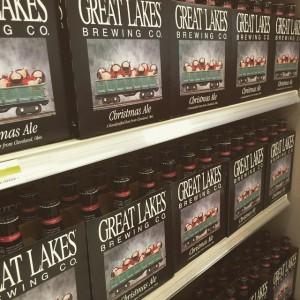 Wall Of Christmas Ale