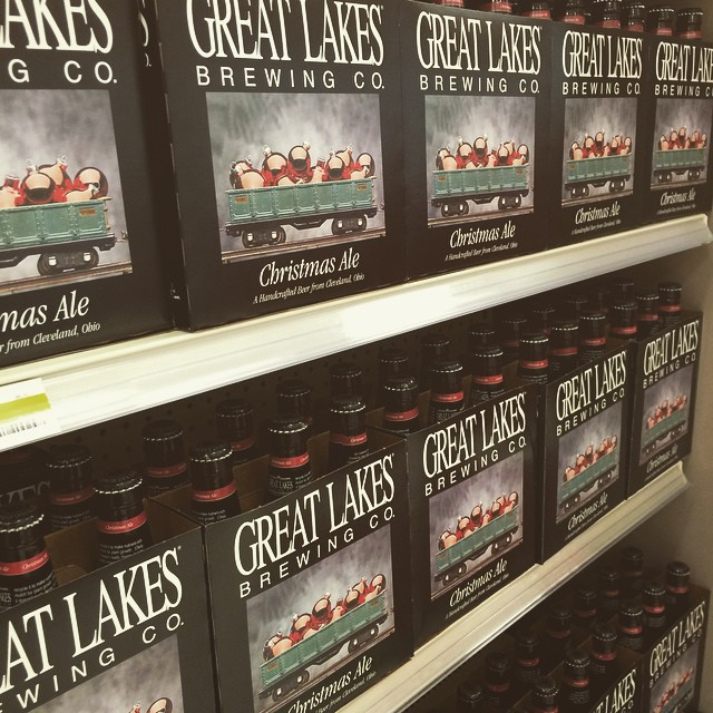 Wall Of Christmas Ale
