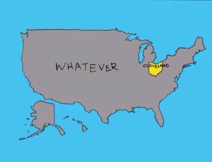 Whatever - Cleveland