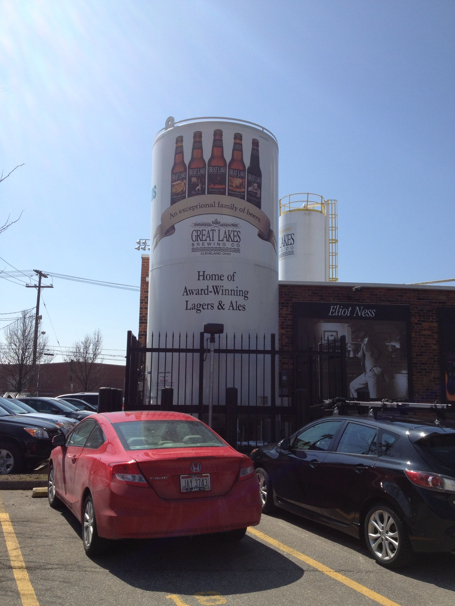 Great Lakes Brewing Award Winning Lagers
