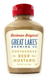 Bertman Original Beer Mustard