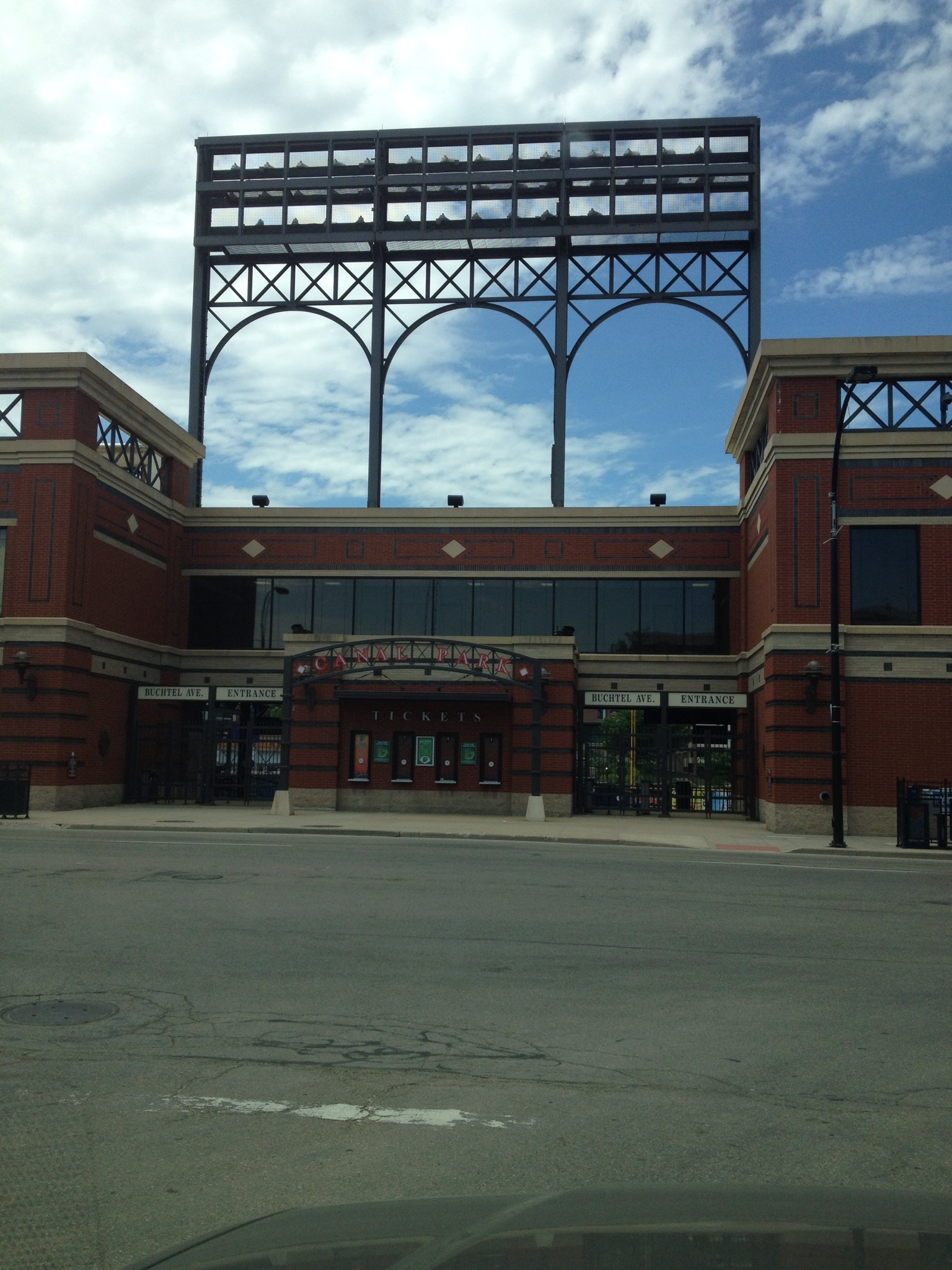Canal Park – Home Of The Akron RubberDucks