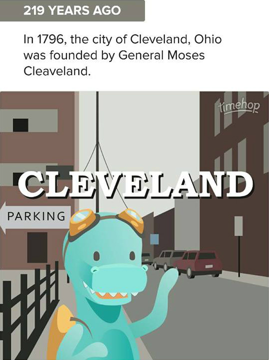 Happy Birthday Cleveland!