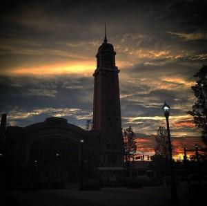 Cleveland Sunrise
