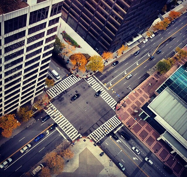 Fresh Perspective On Downtown Cleveland