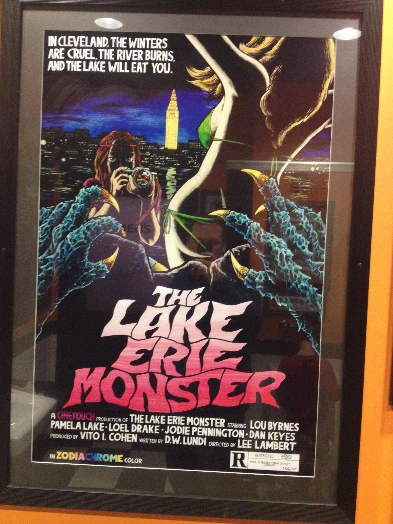 The Lake Erie Monster