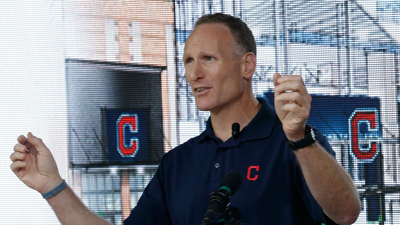 Mark Shapiro Indians