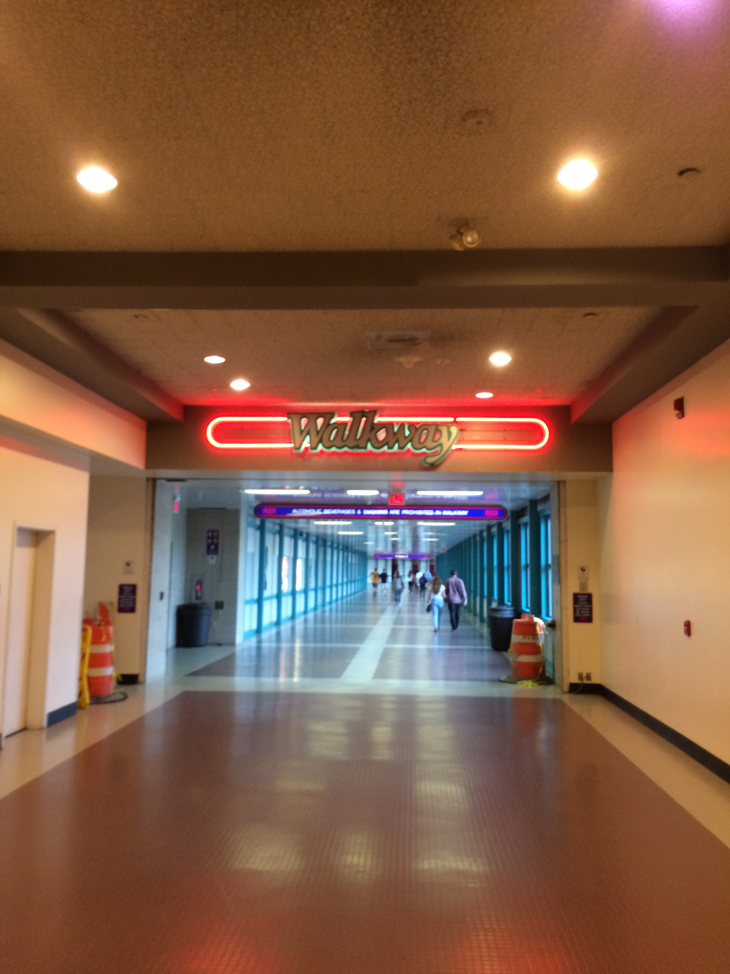 Walkway To Gateway