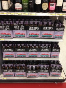 Great Lakes Christmas Ale - Charles Averitt 10.28.2015