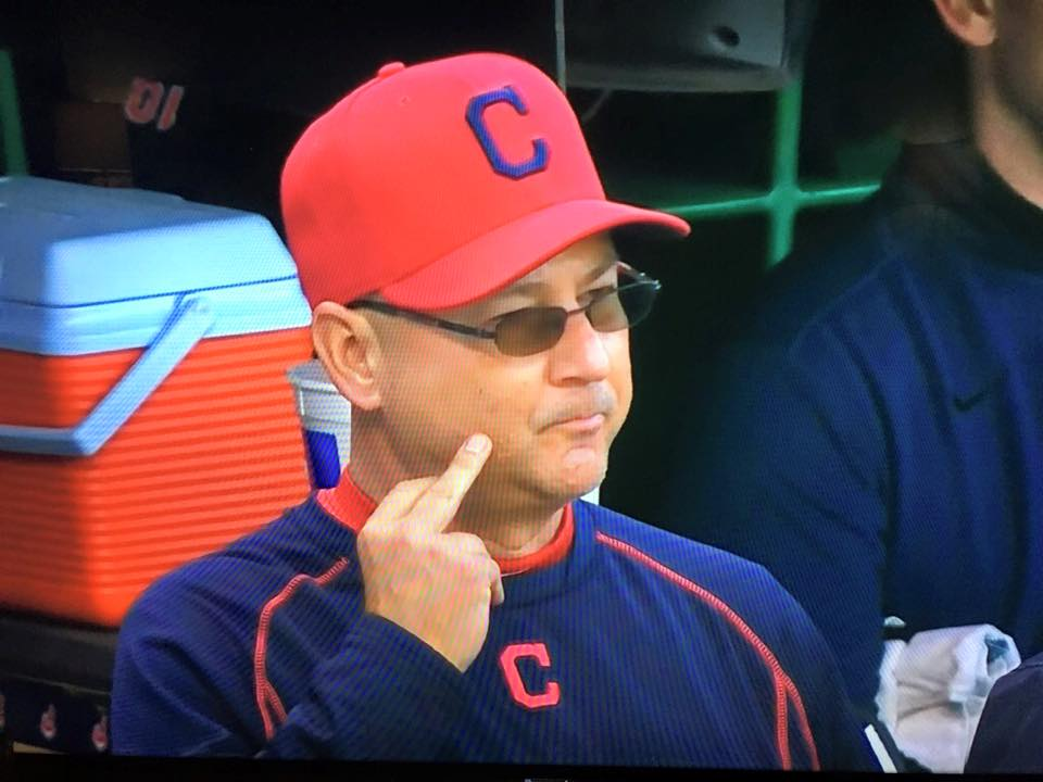 Tito Gives The Finger