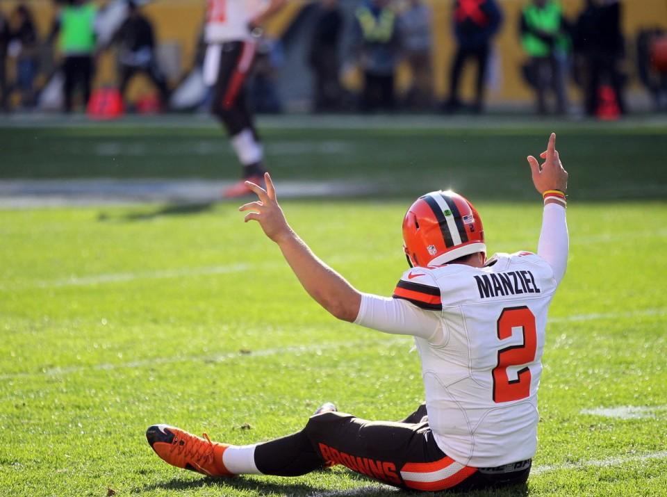 Johnny Manziel - Browns v 49ers - Joshua Gunter - Cleveland.com