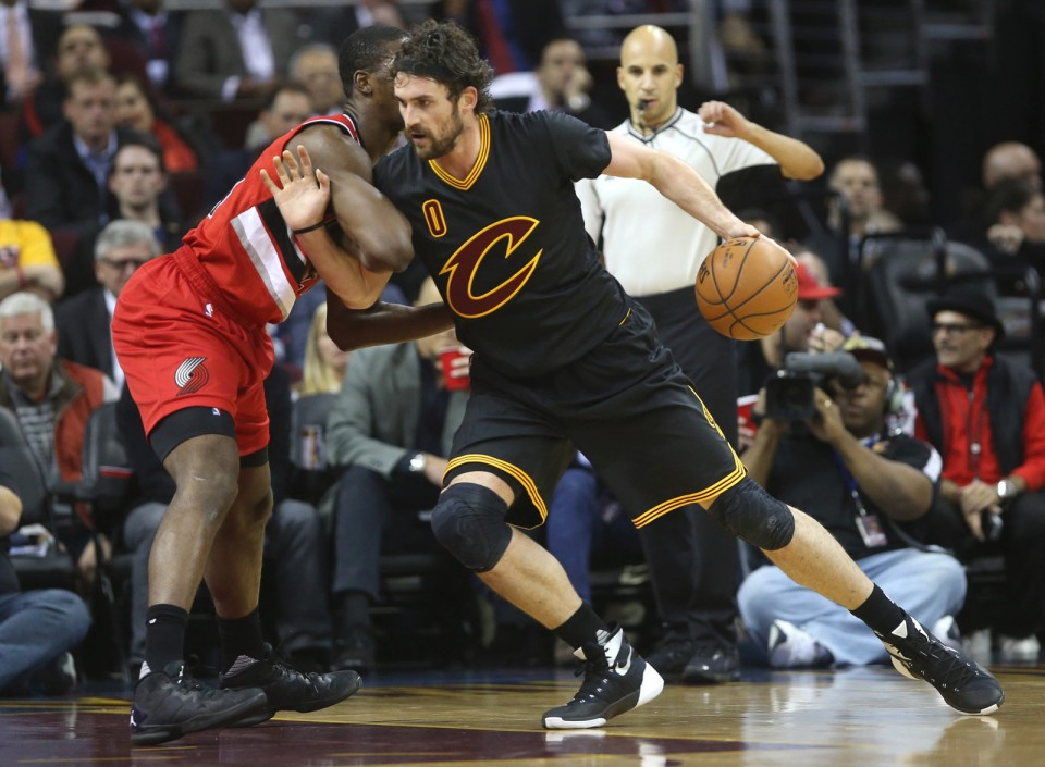 Kevin Love - Thomas Ondrey - The Plain Dealer
