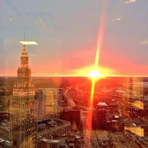 Sun Was A Fireball - Lisa Zone 11.22.2015