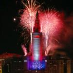 Public Square Fireworks
