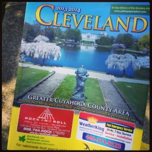 Cleveland Phone Book