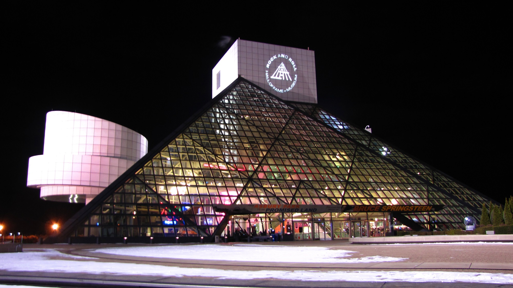 Rock Hall Open To Public During RNC For Free?