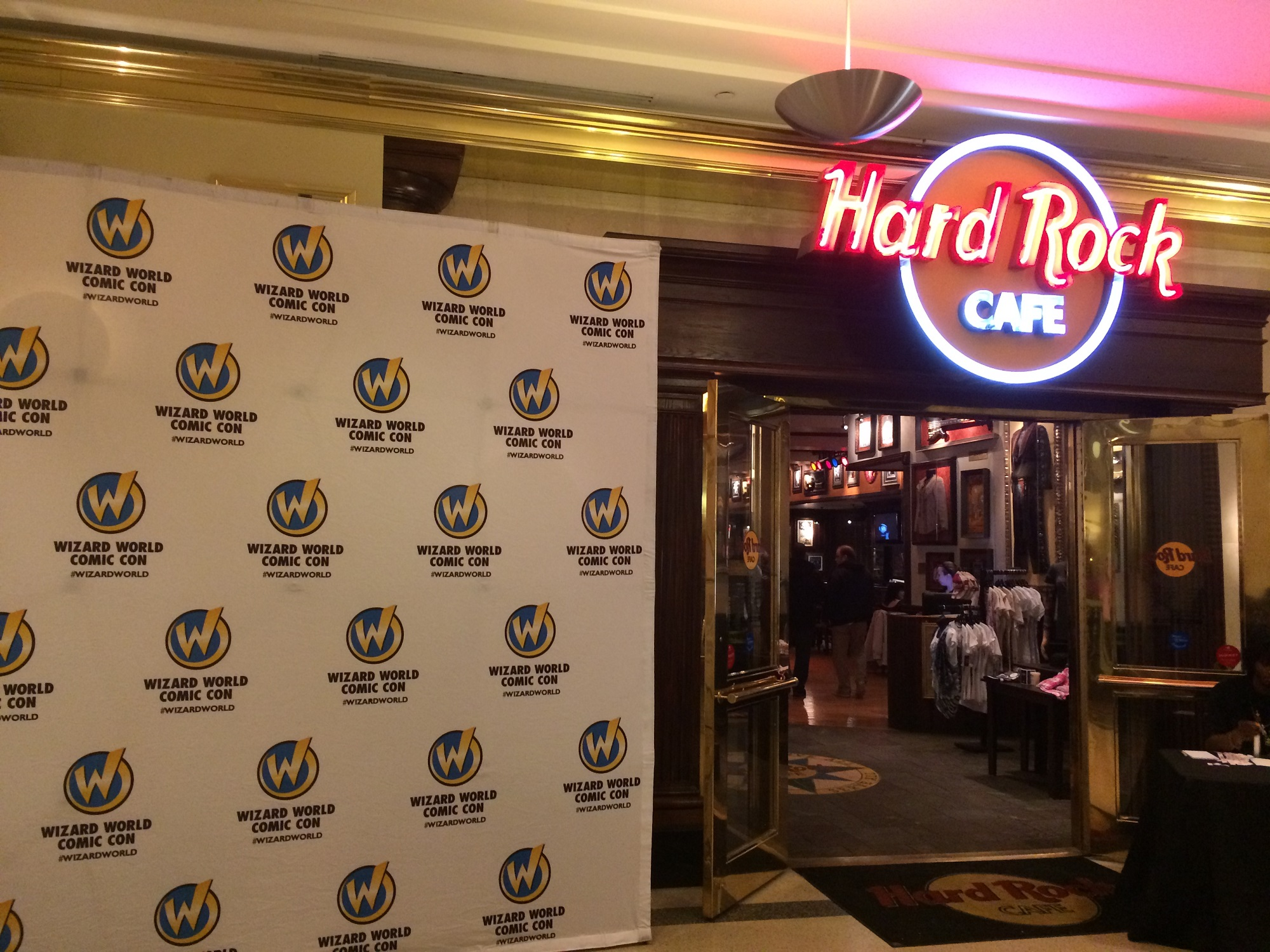 Wizard World Cleveland Takes Over The Hard Rock