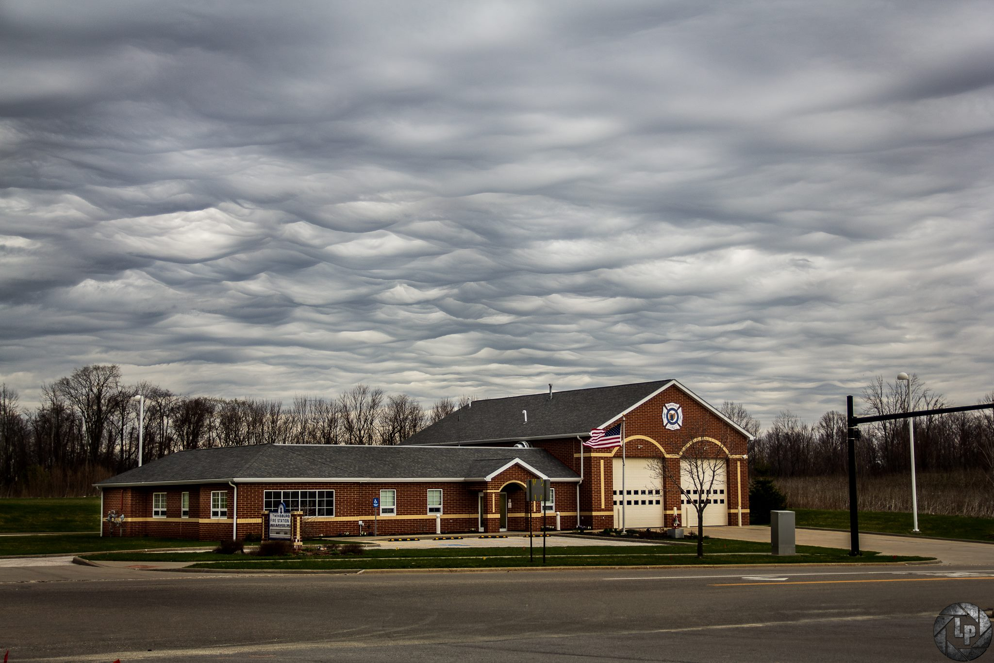 Waves In The Twinsburg Clouds