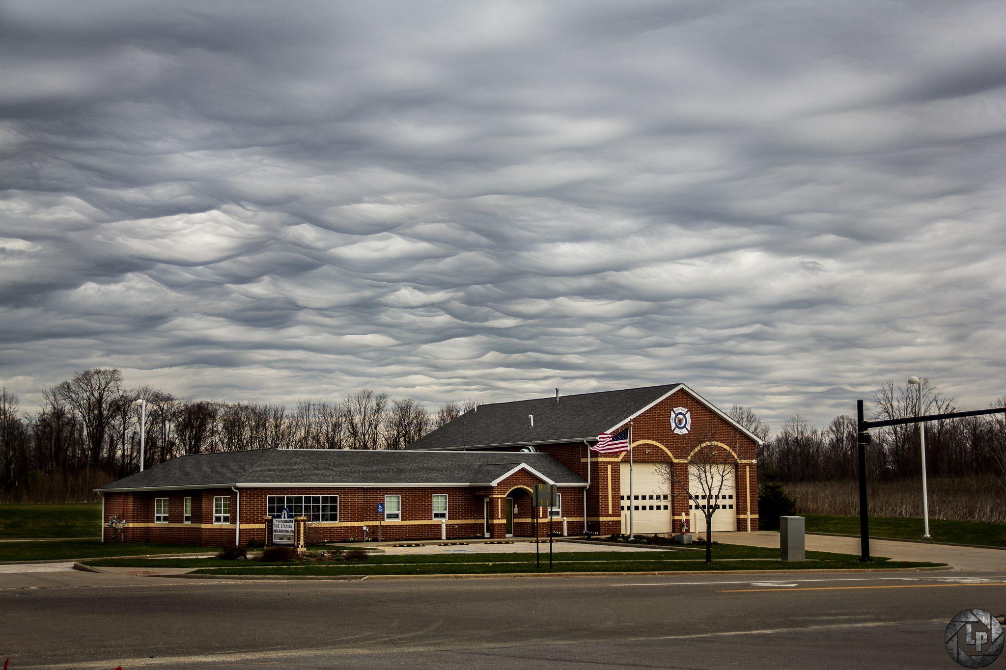 Logan Powaski - Twinsburg Clouds
