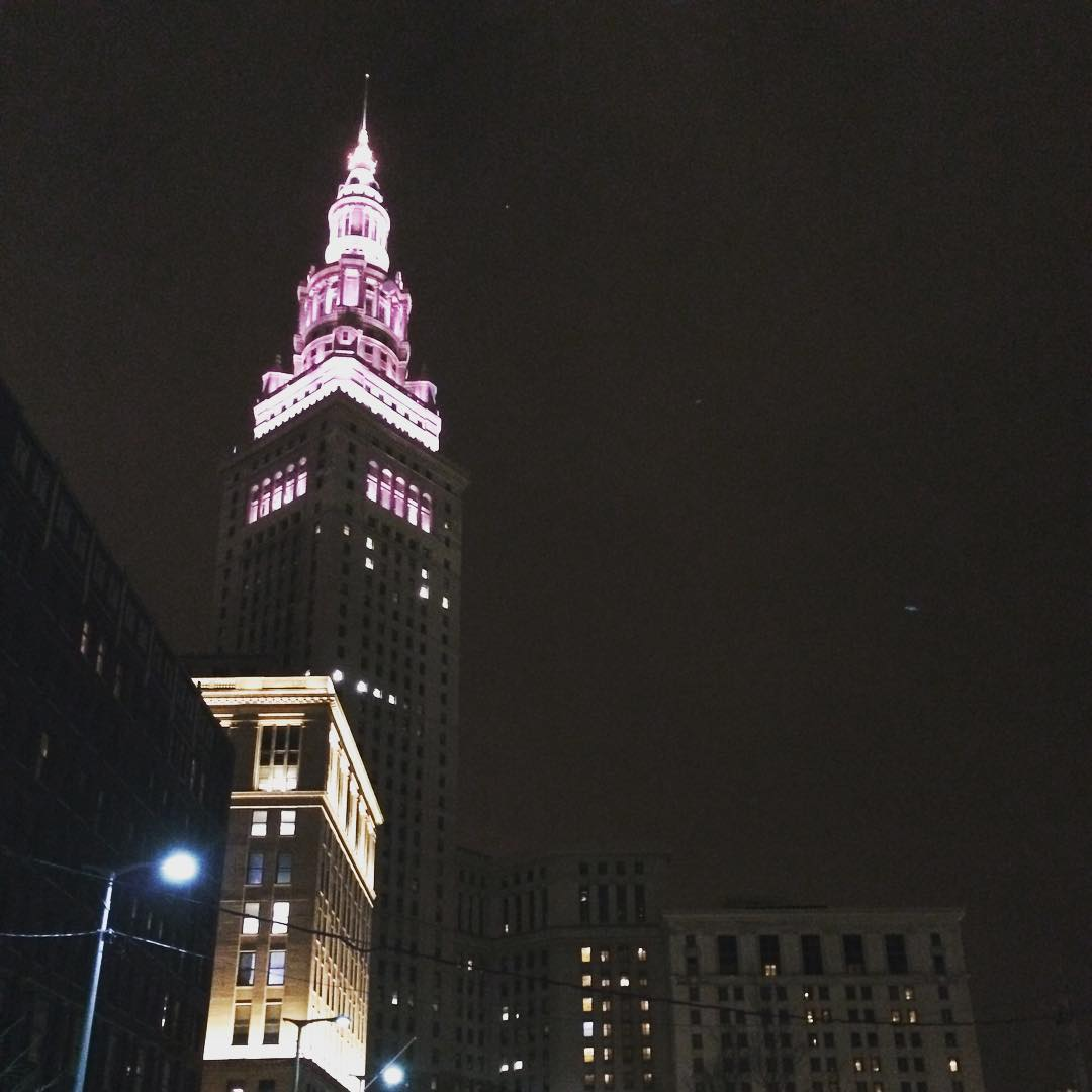 Love me some CLE!!!