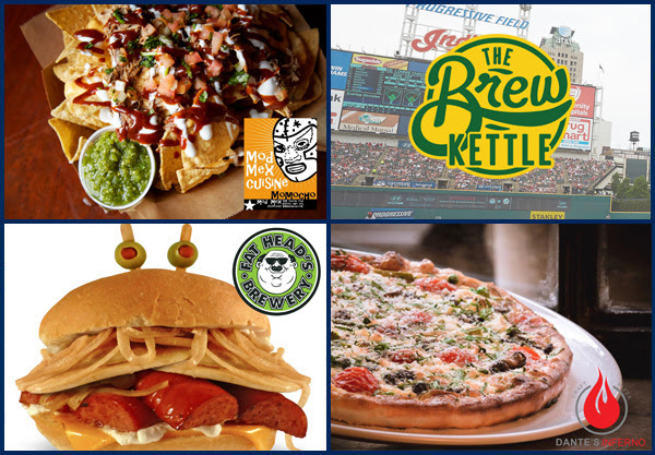 New Food & Drink Coming To Progressive Field This Season