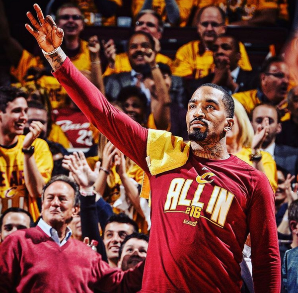 JR Smith Three