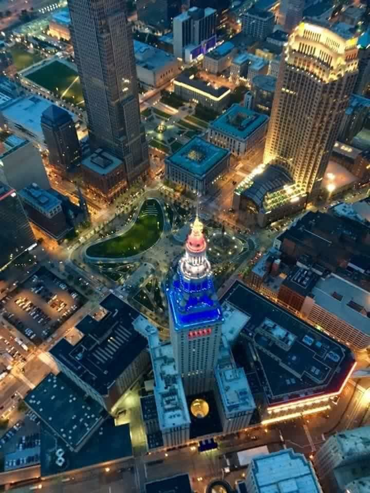 Amazing Downtown Shot