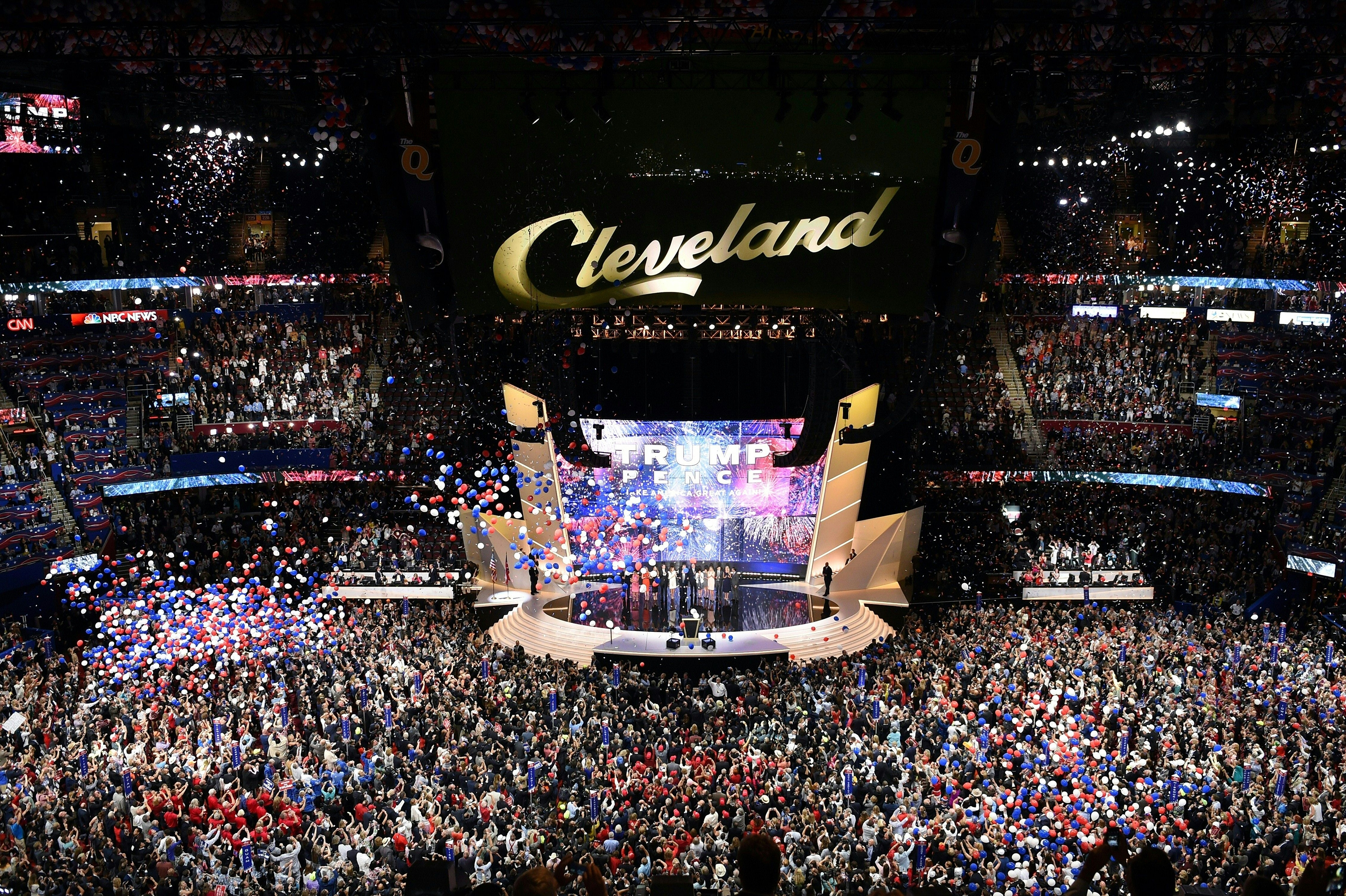 Cleveland Shines on National Stage