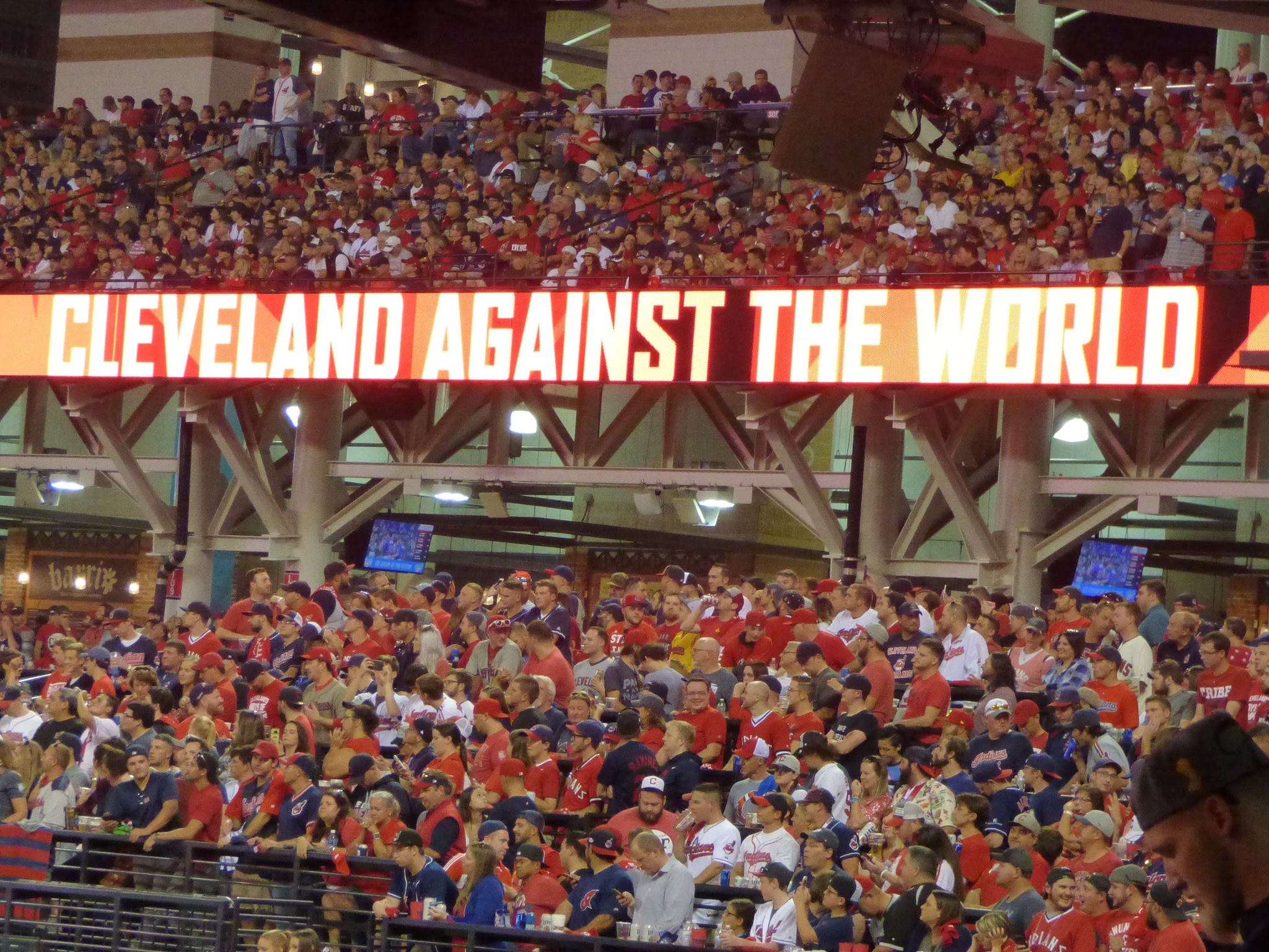 Cleveland Against The World - Traci Chris