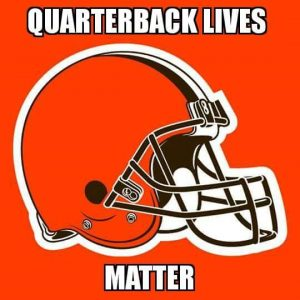 Quarterback Lives Matter