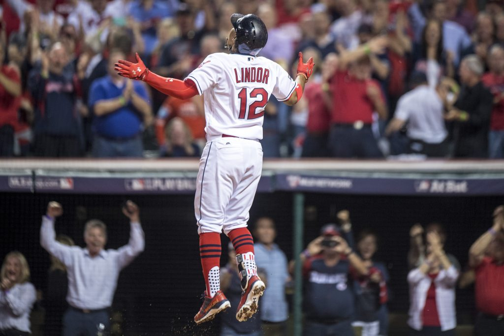 Francisco Lindor - Billie Weiss - Getty Images