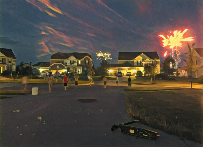 4th of July - Mike Daugherty