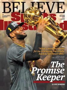 Sports Illustrated Believe