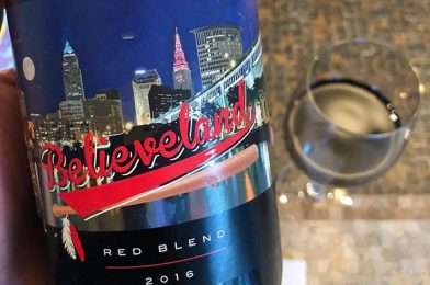 Believeland… Great Bottle of Wine